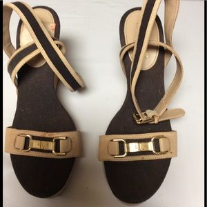 Ralph Lauren Wedge Sandals